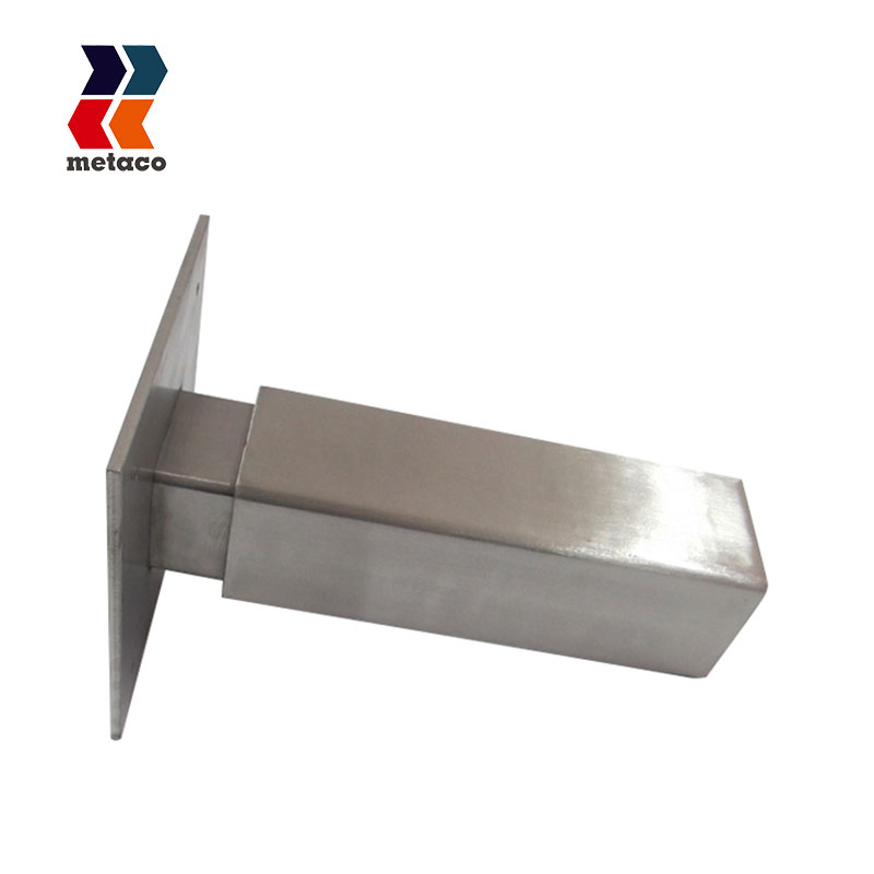 stainless steel support